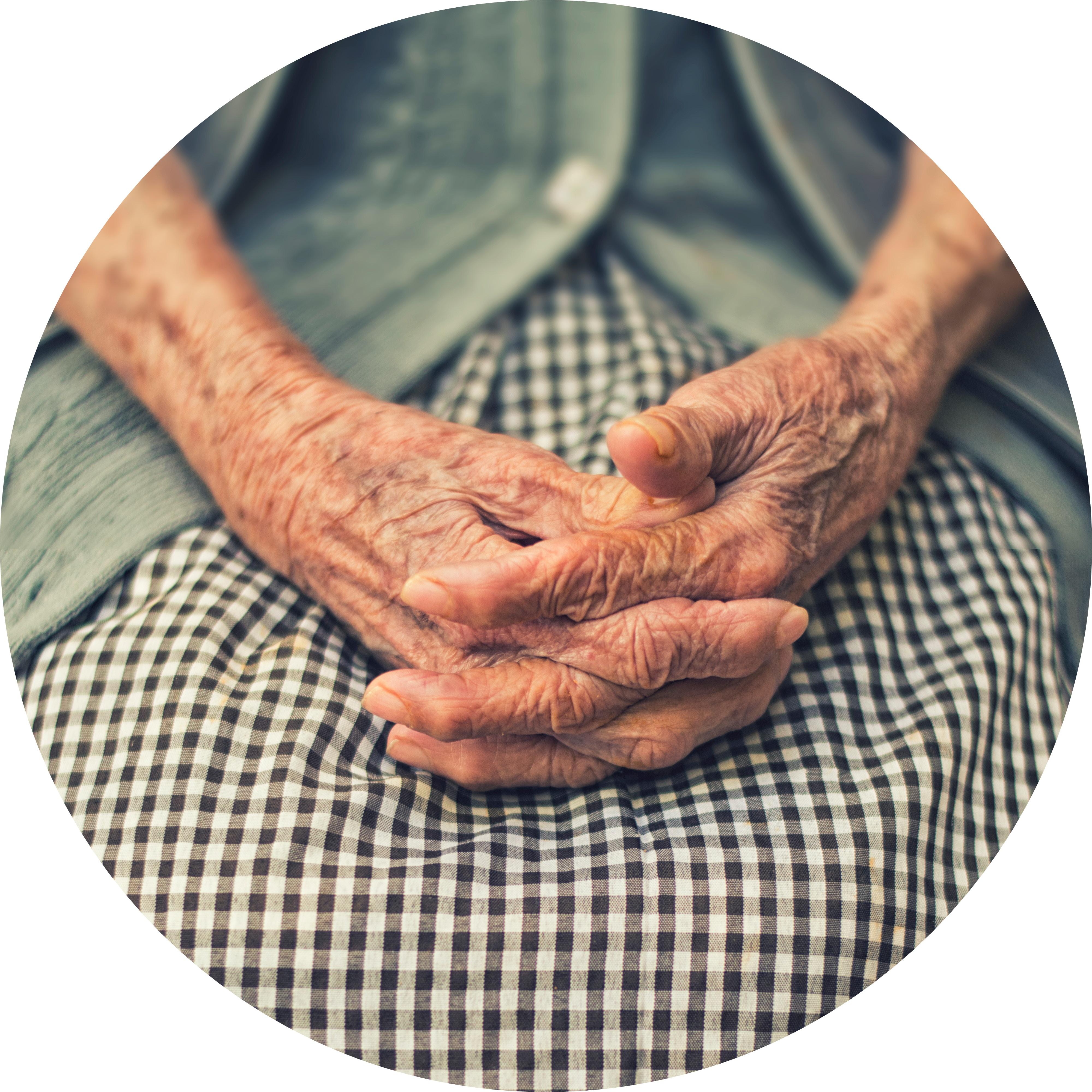 grandmother-hands