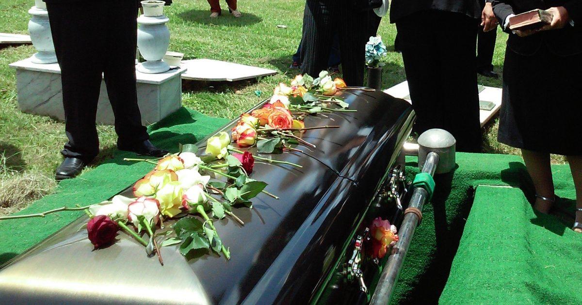 葬式と納棺